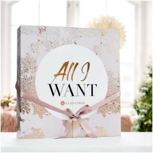 GLOSSYBOX 'All I Want' Advent Calendar 2018