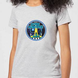 Atari Star Raiders Women's T-Shirt - Grey