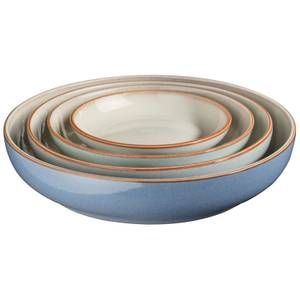 Denby Always Entertaining - Blues - 4 Piece Nesting Bowl Set
