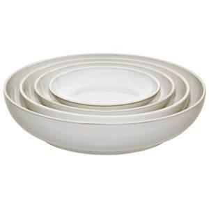 Denby Natural Canvas 4 Piece Nesting Bowl Set