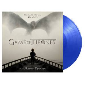 Game of Thrones - Season 5 OST Vinyl