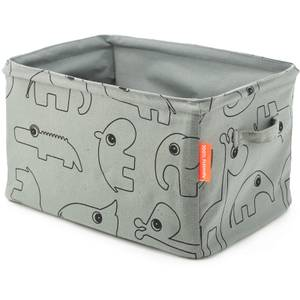 Done by Deer Doublesided Soft Storage - Grey