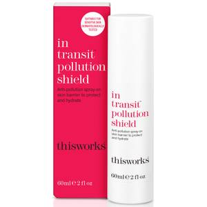 this Works In Transit Pollution Shield 60 ml