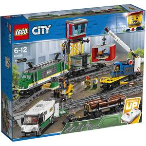 LEGO City Trains: Vrachttrein (60198)