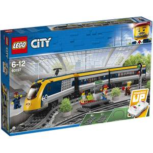 LEGO City Trains: Passagierstrein (60197)