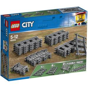 LEGO® City: Binari (60205)