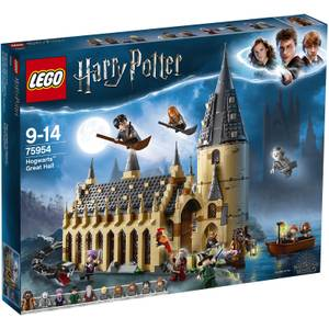 LEGO Harry Potter: Hogwarts Great Hall Castle Toy (75954)