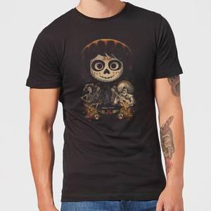 Coco Miguel Face Poster Men's T-Shirt - Black