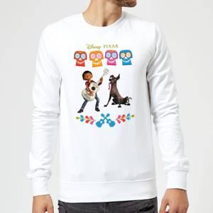 Coco Miguel Logo Sweatshirt - White