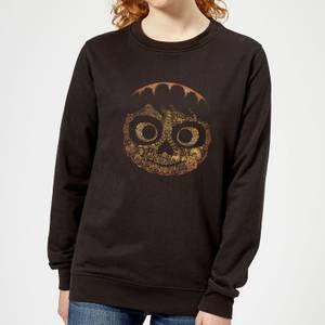 Coco Miguel Face Women's Sweatshirt - Black