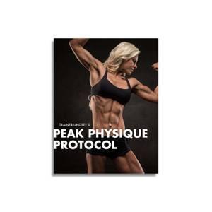 Trainer Lindsey's Peak Physique Protocol eBook