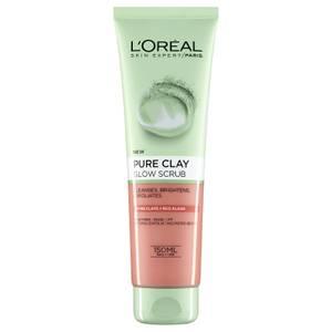 L'Oréal Paris Pure Clay Glow Foam Wash pianka do oczyszczania twarzy 150 ml