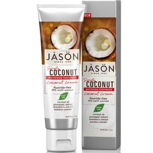 JASON Whitening Coconut Cream Toothpaste 119g