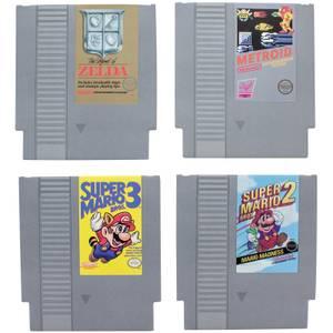 Nintendo NES Cartridge Coasters