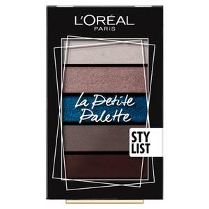 L'Oréal Paris Mini Eyeshadow Palette - 04 Stylist