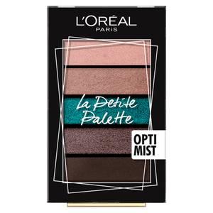 L'Oréal Paris Mini Eyeshadow Palette - 03 Optimist