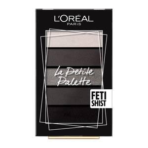 L'Oréal Paris Mini Eyeshadow Palette - 06 Fetishist