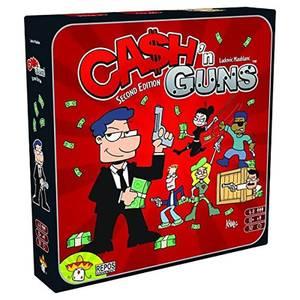 Cash N Guns (2Nd Edition)