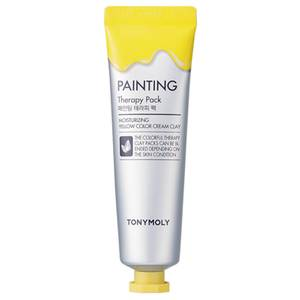 TONYMOLY Painting Therapy Pack - Yellow