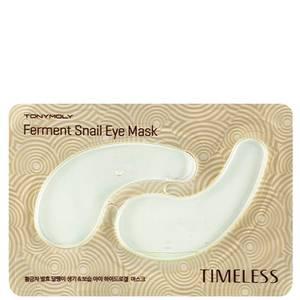 TONYMOLY Timeless Ferment Snail Eye Mask