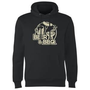 Beer & BBQ Hoodie - Black