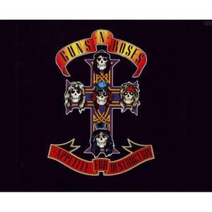 Guns N Roses - Appetite For Destruction - Vinyl