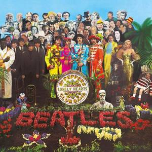 The Beatles - Sgt Pepper's Lonely Hearts Club Band 180g LP (2017 Stereo Mix)