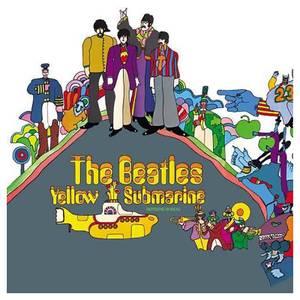 The Beatles - Yellow Submarine 180g LP