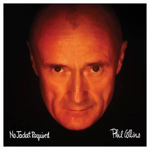Phil Collins - No Jacket Required - Vinyl