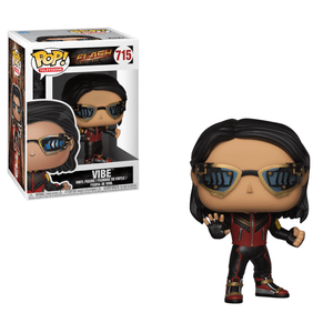 Figurine Pop! Flash Vibe - DC Comics The Flash