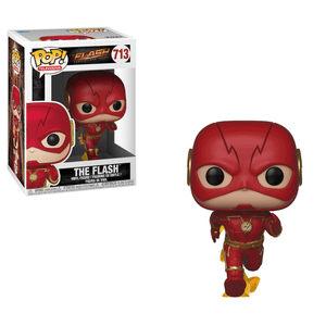 DC The Flash Flash Pop! Vinyl Figur
