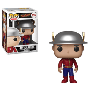 DC The Flash Jay Garrick Pop! Vinyl Figur