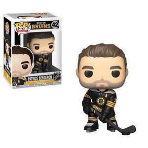 Figurine Pop! NHL Bruins - Patrice Bergeron