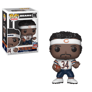 Figurine Pop! Walter Payton WH - NFL Legends