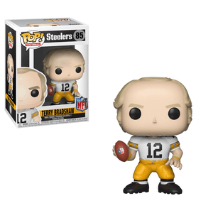 NFL Legends Pittsburgh Stealers Terry Bradshaw Funko Pop! Vinyl