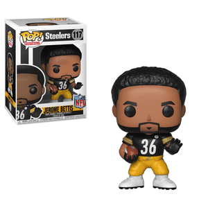 Figurine Pop! Jerome Bettis - NFL Legends