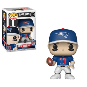Figurine Pop! Drew Bledsoe - NFL Legends