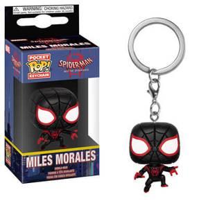 Marvel Spider-Man Miles Morales Funko Pop! Keychain