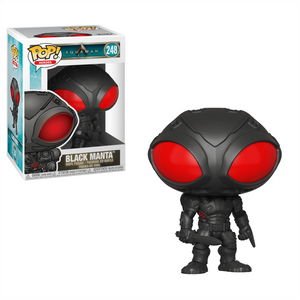 Figurine Pop! Black Manta Aquaman DC