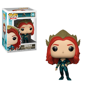 DC Aquaman Mera Pop! Vinyl Figure