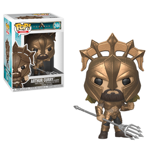 DC Aquaman Arthur Curry Pop! Vinyl Figur