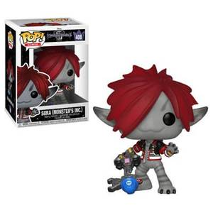 Kingdom Hearts 3 Sora Monster's Inc. Pop! Vinyl Figure