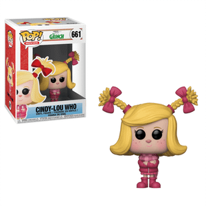 Figurine Pop! Cindy-Lou - Le Grinch 2019