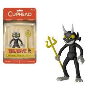 Cuphead The Devil Funko Action Figure