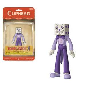Cuphead King Dice Funko Action Figure