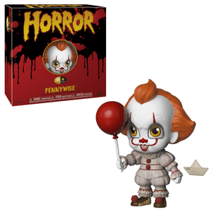 Funko 5 Star Vinyl Figur: Horror - IT - Pennywise