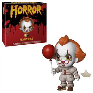 Funko 5 Star Vinyl Figure: Horror - IT - Pennywise