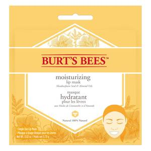 Burt's Bees Single Use 100% Natural Moisturizing Lip Mask