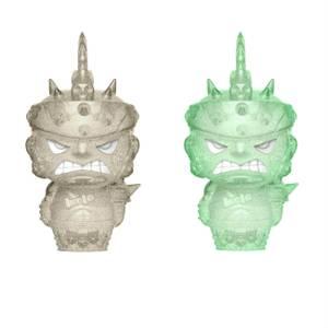 Lots de 2 Hikari XS - Hulk Gris et Vert