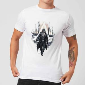 Assassin's Creed Syndicate London Skyline Men's T-Shirt - White